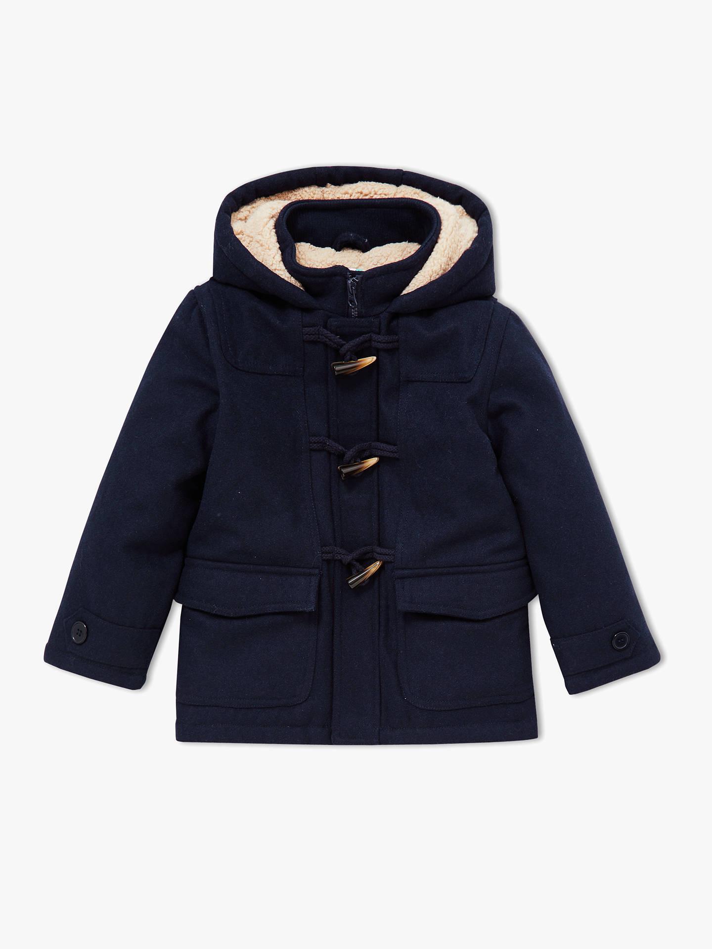 1034577d1 Buy John Lewis   Partners Boys  Gully Duffle Coat