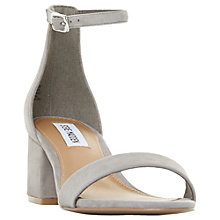 Buy Steve Madden New Irenee Block Heel Sandals Online at johnlewis.com