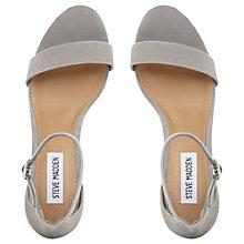 ... Buy Steve Madden New Irenee Block Heel Sandals Online at johnlewis.com
