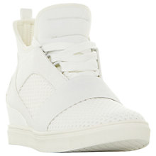 Buy Steve Madden Lexi Concealed Wedge Trainers Online at johnlewis.com