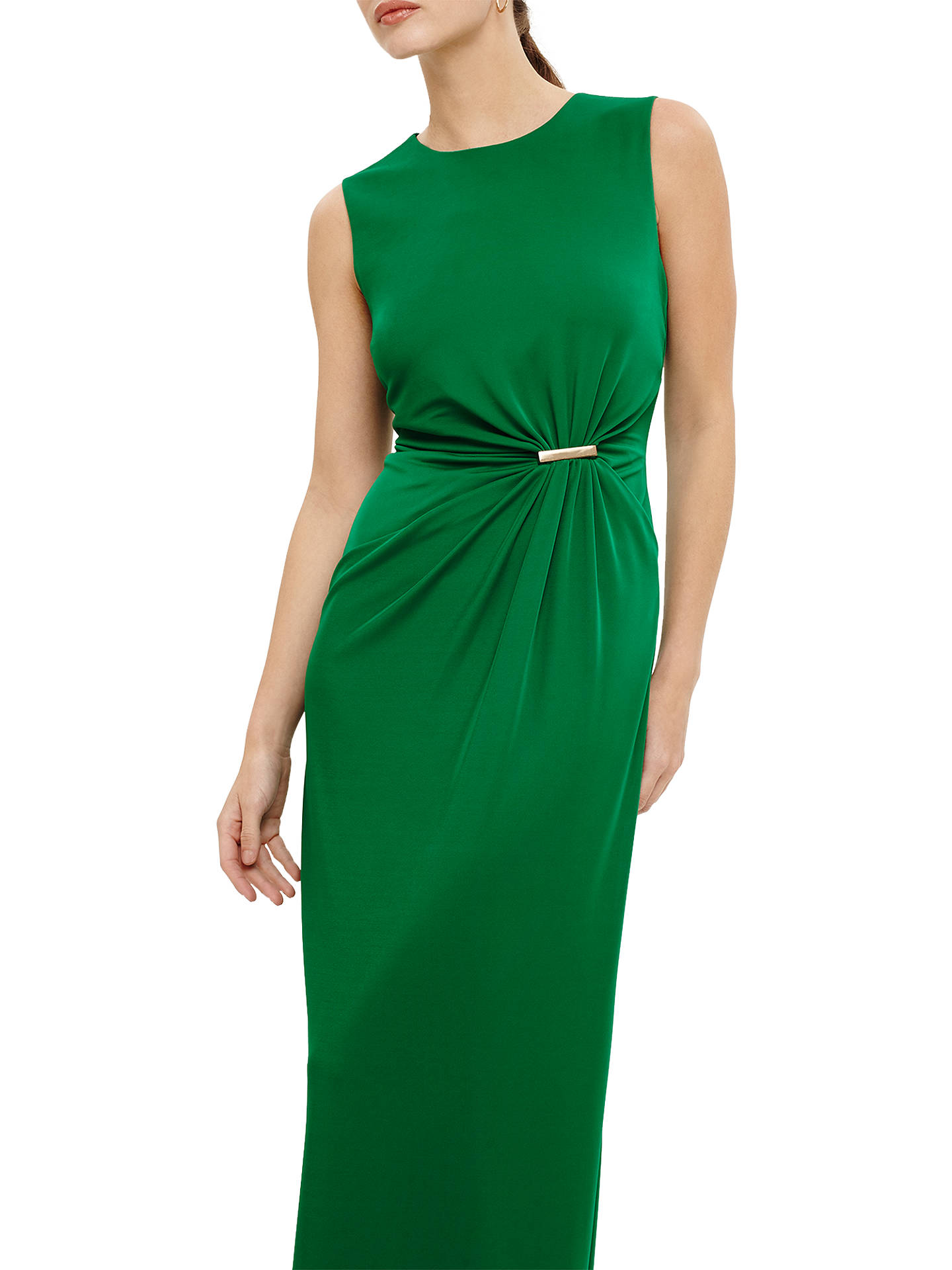 BuyPhase Eight Talisa Maxi Dress, Emerald, 8 Online at johnlewis.com
