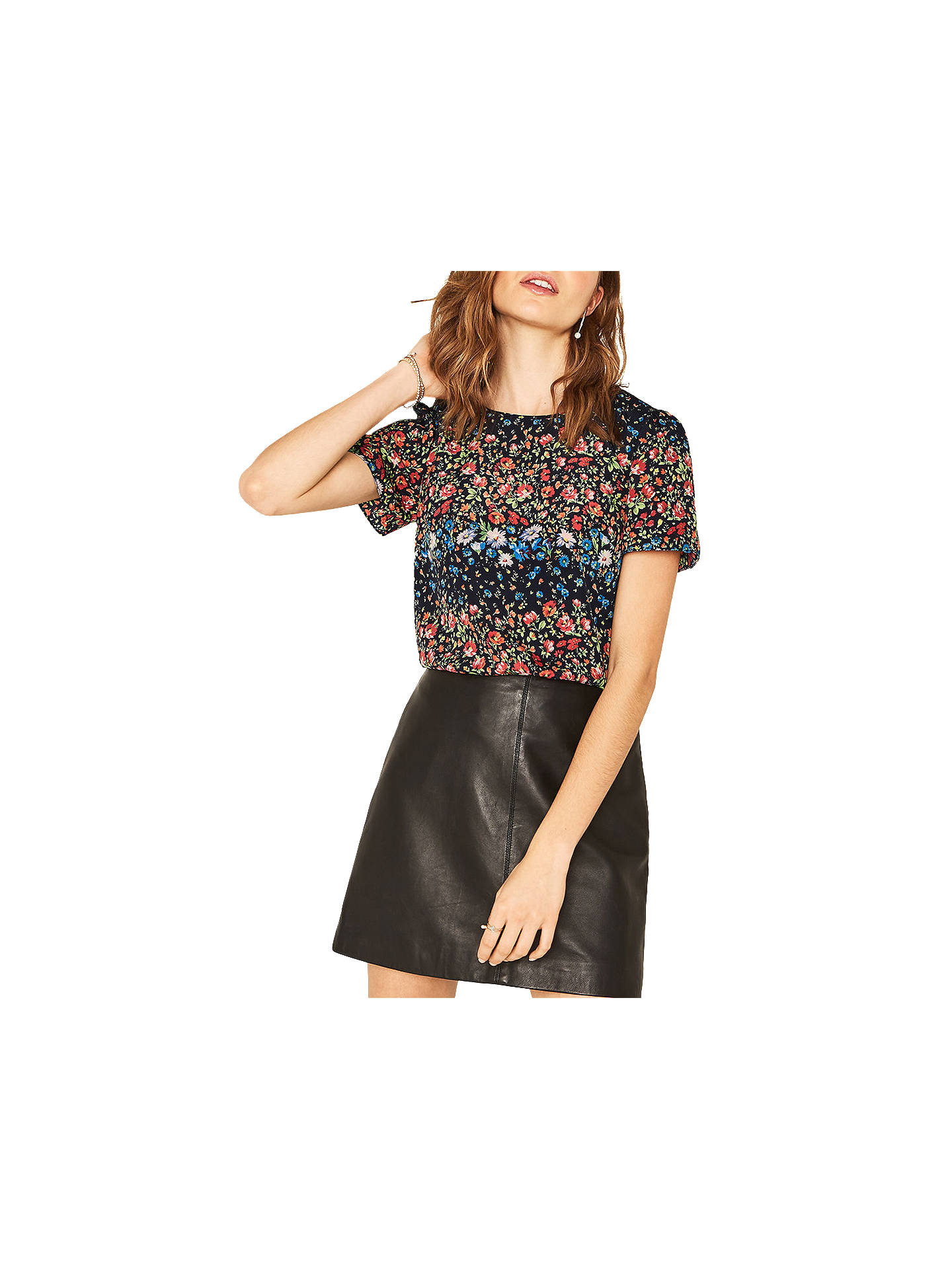 32737cf4f6b8b5 Buy Oasis Effie Ditsy T-Shirt