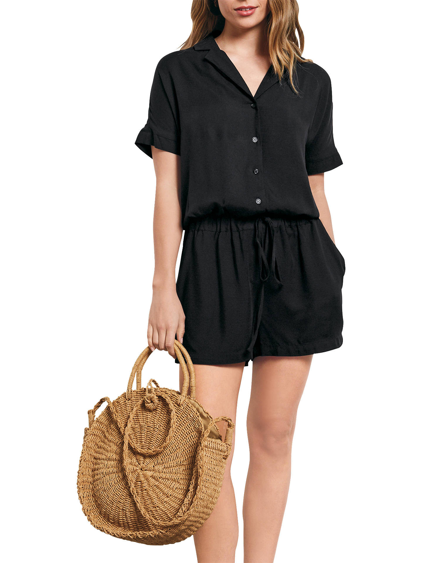 919b791229 Buy hush Short Sleeve Playsuit