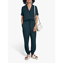 Buy hush Jumpsuit, Blueberry Online at johnlewis.com