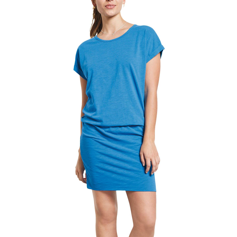 hush Venice Beach Dress | French Blue at John Lewis