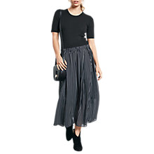 Buy hush Marina Striped Skirt Online at johnlewis.com