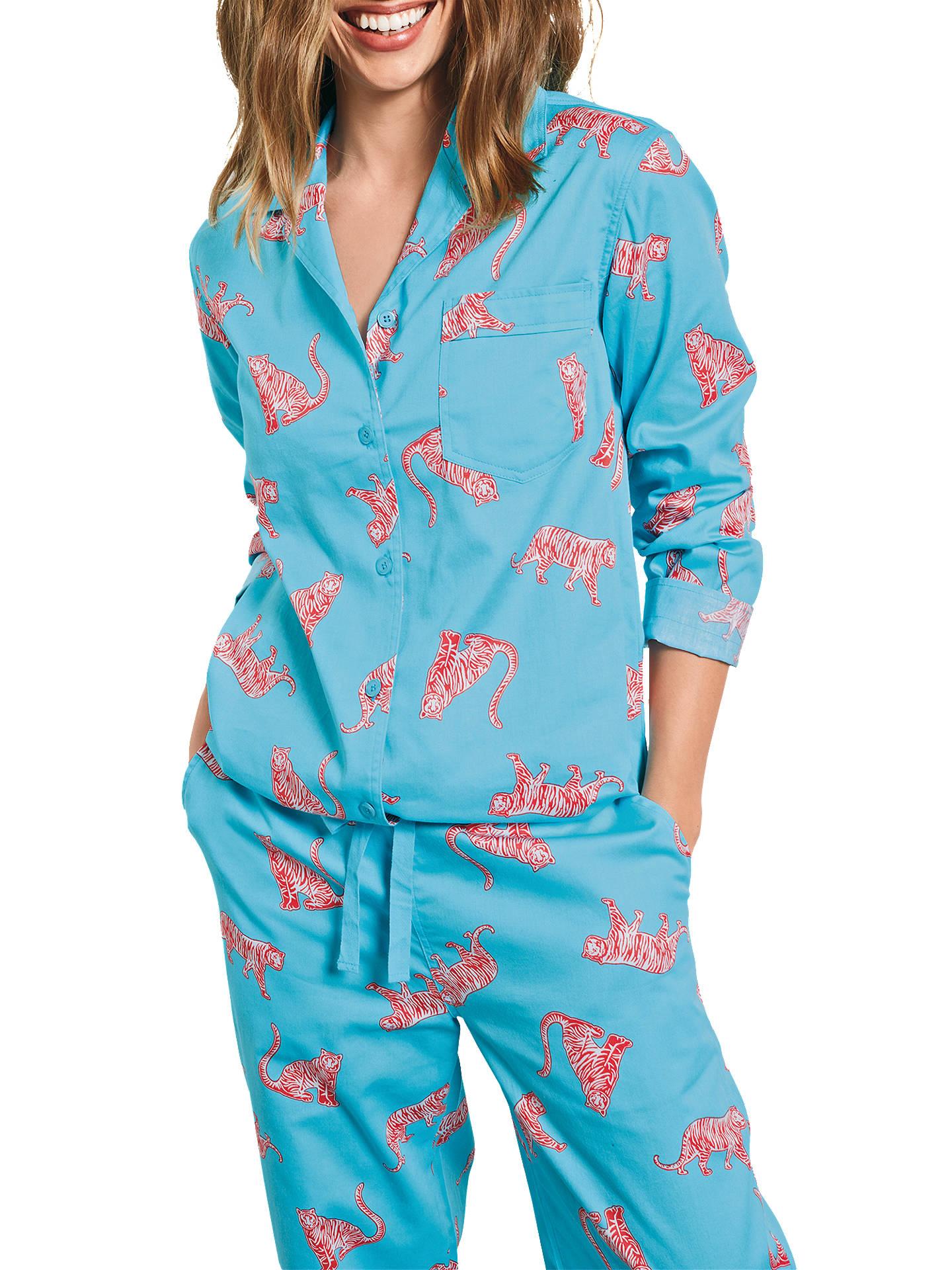 ... Buyhush Tiger Cotton Pyjama Set 512d297f5