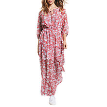 Buy hush Tabitha Maxi Dress, Wild Flower Hibiscus Online at johnlewis.com