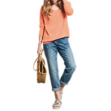 Buy hush Summer Cashmere V-Neck Jumper Online at johnlewis.com