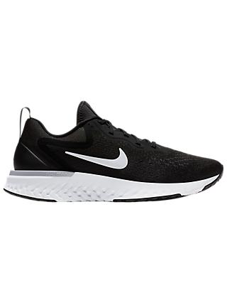 Nike Odyssey React Women's Running Shoe, Black/White/Wolf Grey
