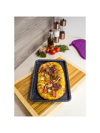 Buy Eaziglide Neverstick Non-Stick Baking Tray, L37cm Online at johnlewis.com