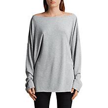 Buy AllSaints Rita T-Shirt Online at johnlewis.com