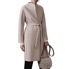 Buy Reiss Macy Coat, Chiffon Online at johnlewis.com