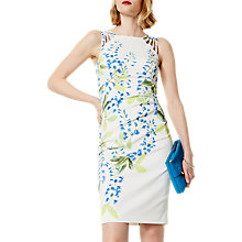 Buy Karen Millen Wisteria Print Dress, Multi Online at johnlewis.com