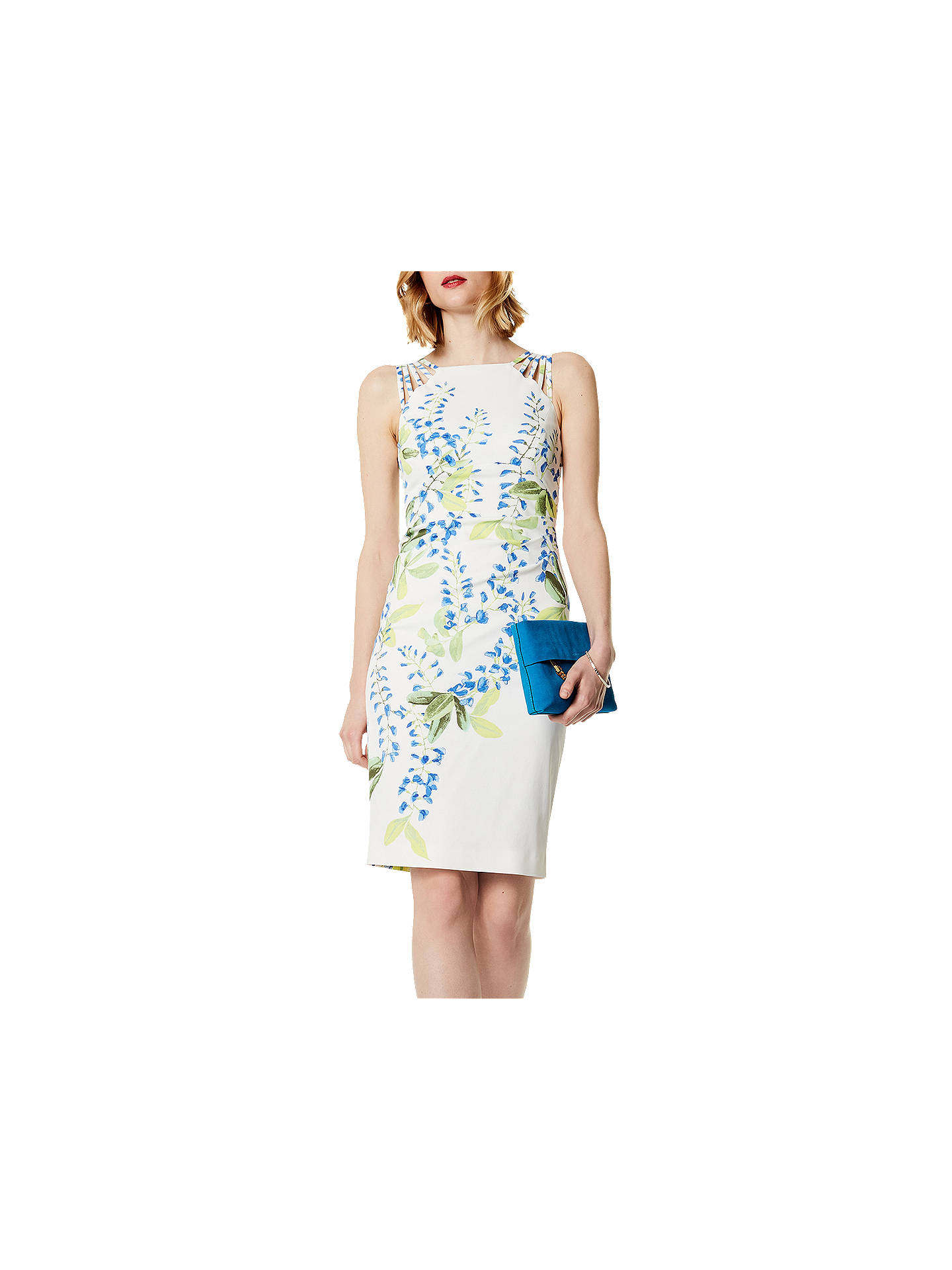 e2e2965dc2 ... Buy Karen Millen Wisteria Print Dress