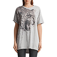 Buy AllSaints Sabre Cori T-Shirt Online at johnlewis.com