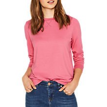 Buy Oasis Lemonade Sweater, Pale Pink Online at johnlewis.com