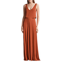 Buy AllSaints Helena Dress Online at johnlewis.com