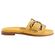 Buy Jigsaw Bacilly Slider Sandals Online at johnlewis.com