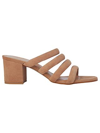 Whistles Amerie Tubular Block Heel Sandals
