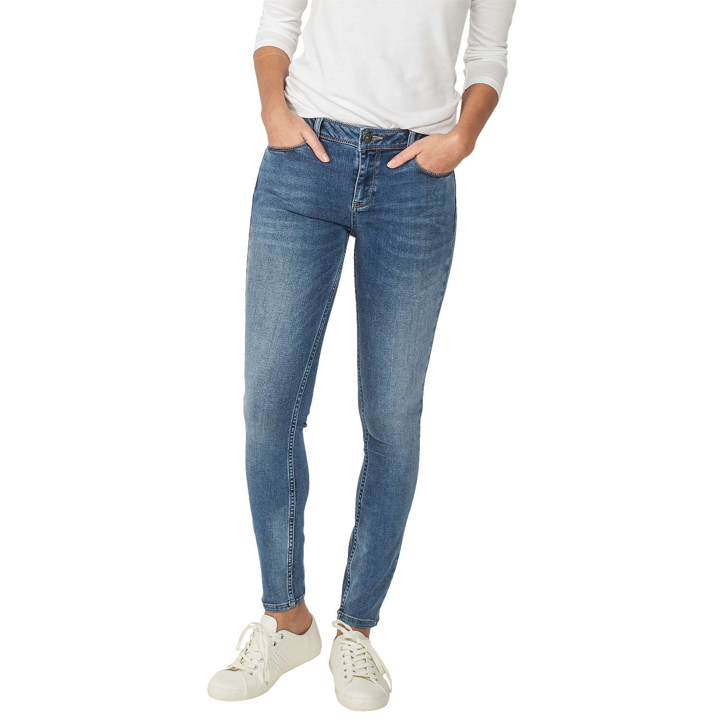 How Much Online Womens Mid Wash Jegging Skinny Jeans Fat Face Outlet 2018 Unisex Cheap Price Store aS6ddI1