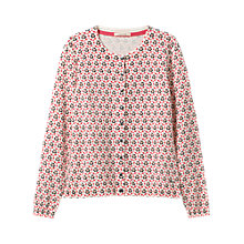 Buy White Stuff Greta Floral Print Cardigan, Multi Online at johnlewis.com