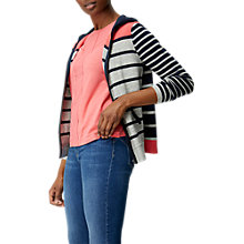 Buy White Stuff Mews Striped Hoodie, Multi Online at johnlewis.com