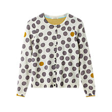 Buy White Stuff Spotty Printed Cardigan, Multi Online at johnlewis.com