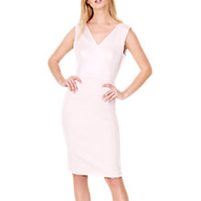 Buy Damsel in a Dress Ora Back Bow Dress, Pink Online at johnlewis.com