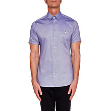 Buy Ted Baker T for Tall Wallott Short Sleeve Shirt Online at johnlewis.com