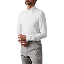 Buy Reiss Durban Slim Fit Shirt Online at johnlewis.com