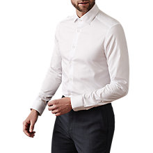 Buy Reiss Hanso Formal Shirt, White Online at johnlewis.com
