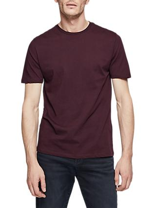 Reiss Bless Cotton Crew Neck T-Shirt
