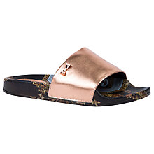 Buy Ted Baker Aveline Versailles Slider Sandals, Multi Online at johnlewis.com