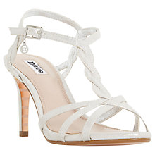 Buy Dune Mystick Stiletto Heel Sandals Online at johnlewis.com