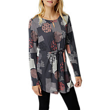 Buy White Stuff Etched Spot Print Tunic, Multi Online at johnlewis.com