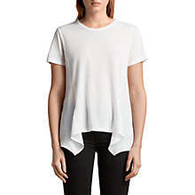 Buy AllSaints Nadia T-Shirt Online at johnlewis.com