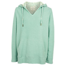 Buy Fat Face St Ives Overhead Hoodie, Mint Online at johnlewis.com