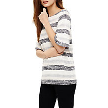Buy Phase Eight Regina Stripe Top, Multi Online at johnlewis.com
