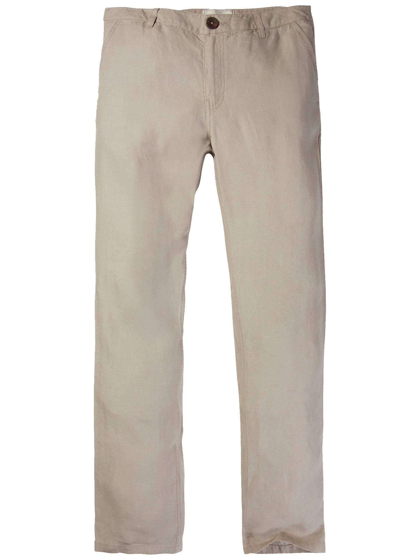 outlet sale running shoes top design Fat Face Linen Trousers at John Lewis & Partners