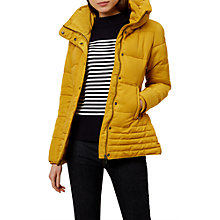 Buy Hobbs Leonie Puffer Jacket Online at johnlewis.com