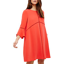 Buy Phase Eight Suriaiya Swing Dress, Pink Coral Online at johnlewis.com