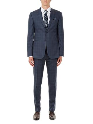 905bdb5c333731 Ted Baker Comforj Check Tailored Suit Jacket