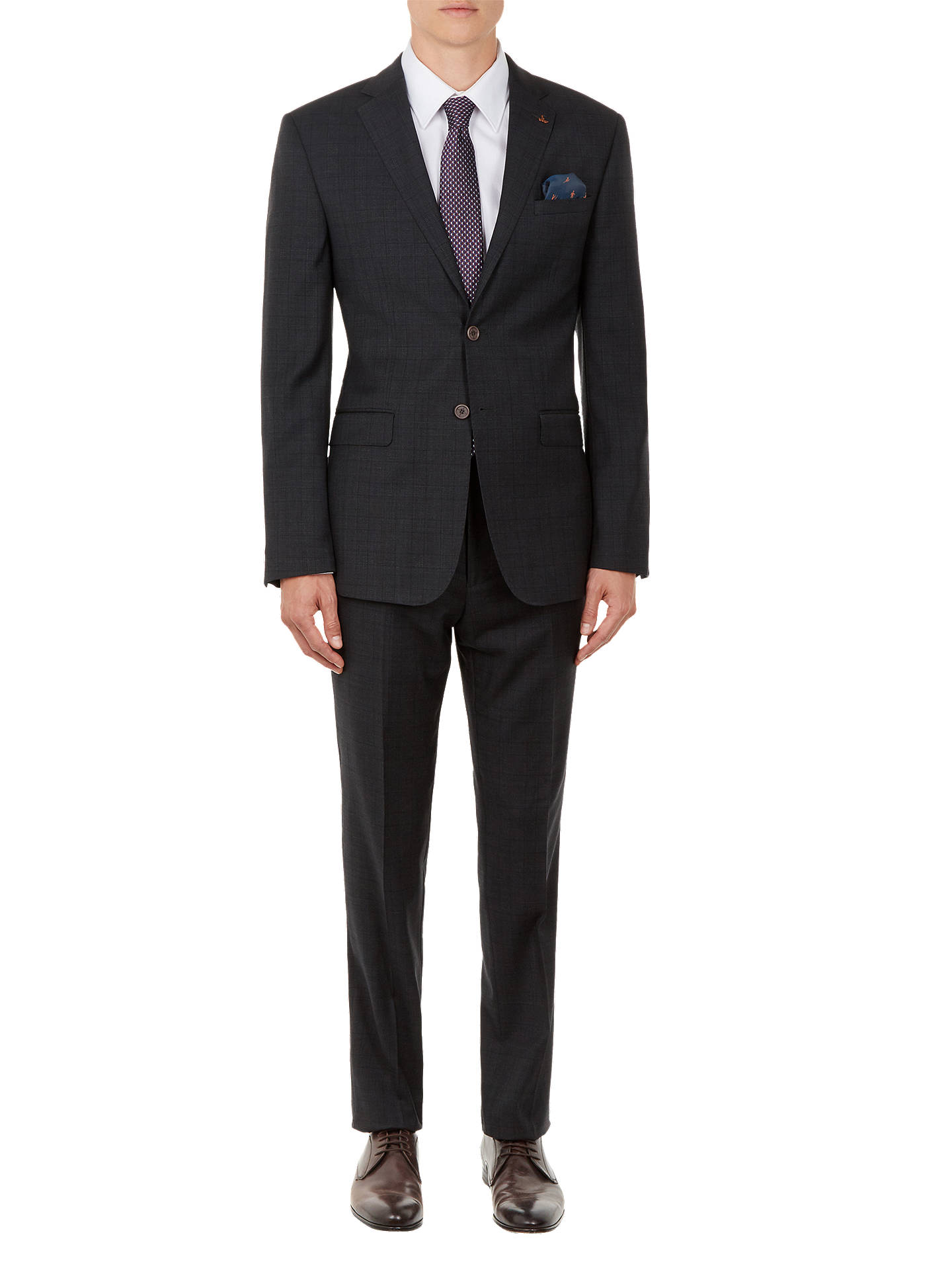f0f64f0123ffdf Buy Ted Baker Performance Tivityj Tonal Check Suit Jacket