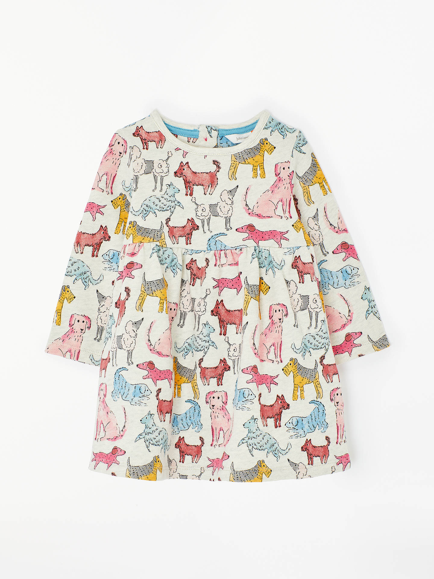dddd68a07 John Lewis   Partners Baby Dogs All Over Print Dress