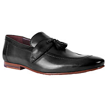 Buy Ted Baker Grafit Leather Tassel Loafers Online at johnlewis.com