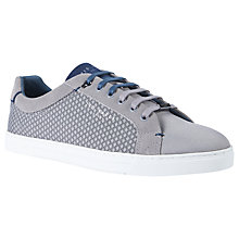 Buy Ted Baker Sarpio Cupsole Trainers Online at johnlewis.com