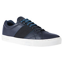 Buy Ted Baker Quana D-Ring Cupsole Trainers Online at johnlewis.com