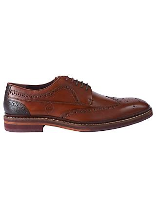 f13449959c7 Ted Baker Gourdon Derby Brogue Shoes