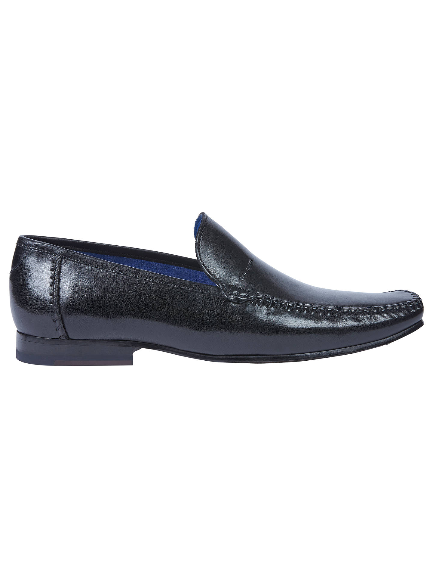 e110c777c Ted Baker Bly Leather Loafers at John Lewis   Partners